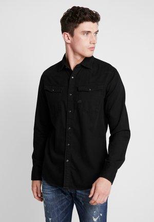 3301 SLIM - Overhemd - dark aged