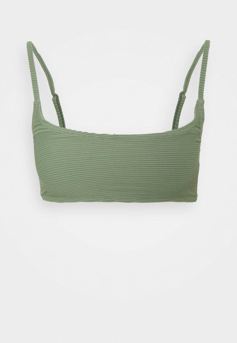 NA-KD - SPORTY - Bikini top - green