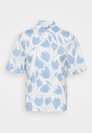 TULIPE - Košile - bleu ciel/blanc