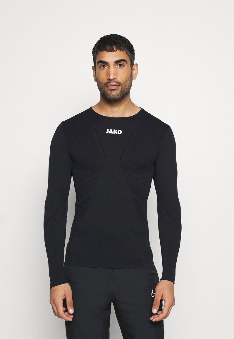 JAKO - LONGSLEEVE COMFORT - Long sleeved top - black