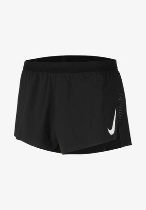 AEROSWIFT  - Sports shorts - black/white