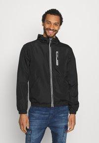 Brave Soul - NASH - Summer jacket - black - 0