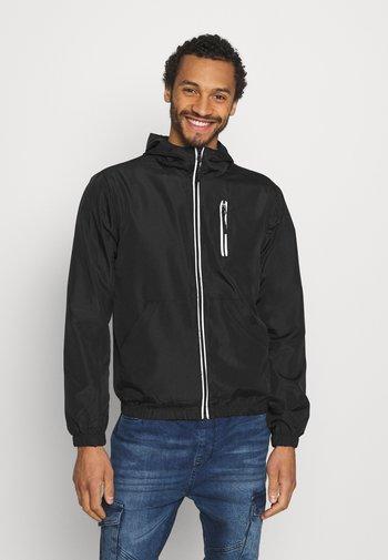 NASH - Summer jacket - black