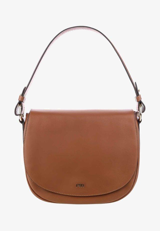 AVOLINE - Handtasche - brown