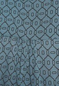 Kaffe Curve - STELLA AMI BLOUSE - Blouse - blue mirage - 4
