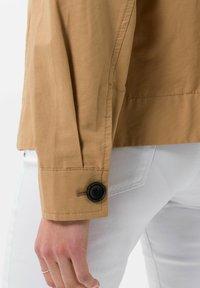 BRAX - Summer jacket - sand - 4