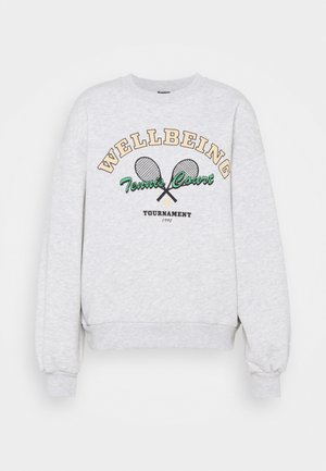 RILEY - Sweatshirts - grey melange