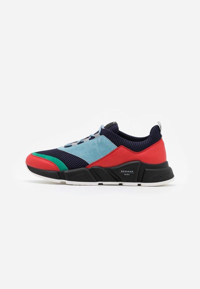 GERARDA - Sneakers basse - azurblau