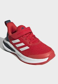 adidas Performance - FORTARUN SCHUH - Neutral running shoes - red - 1