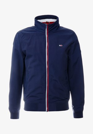 ESSENTIAL JACKET - Chaqueta fina - dark blue
