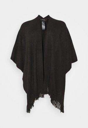 MIA - Ponczo - black
