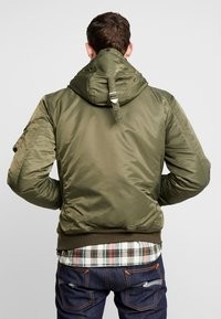 Schott - Light jacket - khaki - 3