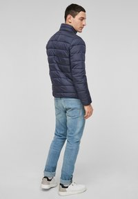 Q/S designed by - Light jacket - navy - 2