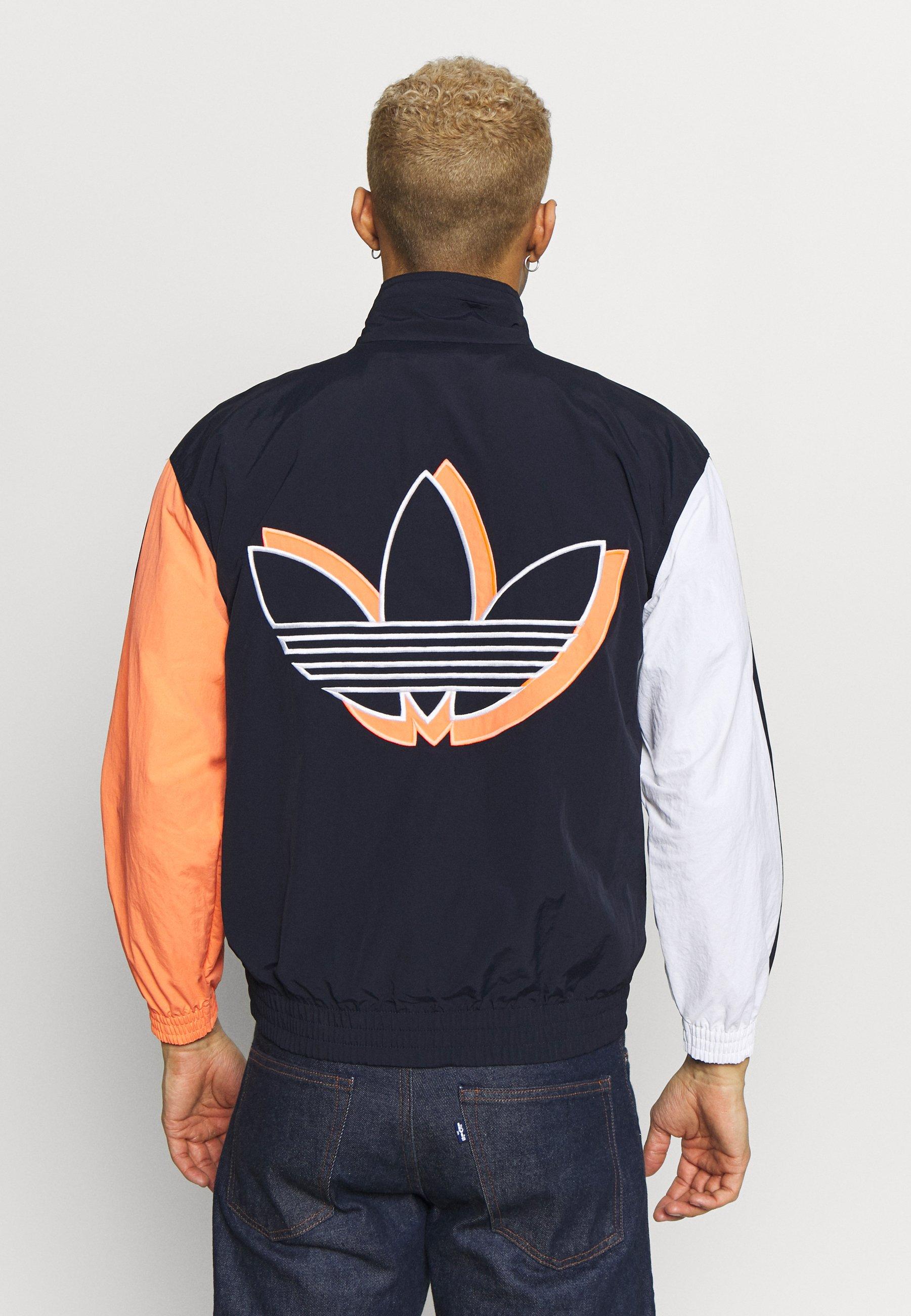 adidas Originals SHADOW Leichte Jacke dark blue