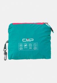 CMP - FIX HOOD - Vodotěsná bunda - turquoise/pink - 3