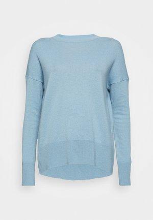 KARENIA - Jumper - eggshell blue
