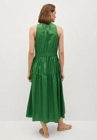 Mango - Day dress - grønn - 1