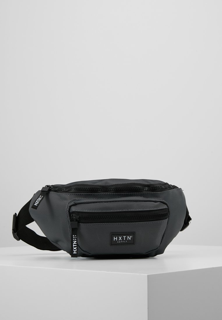 HXTN Supply - UTILITY TRANSPORTER BUM BAG - Bum bag - charcoal