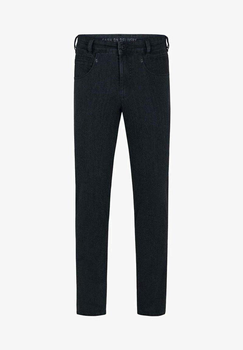 Joker Jeans - FREDDY  - Slim fit jeans - anthrazit