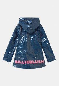 Billieblush - RAIN COAT - Regnjakke / vandafvisende jakker - navy - 1