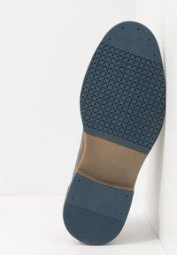 Madden by Steve Madden - STOOP - Šněrovací boty - grey - 4