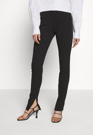 Leggings - Trousers - nero limousine