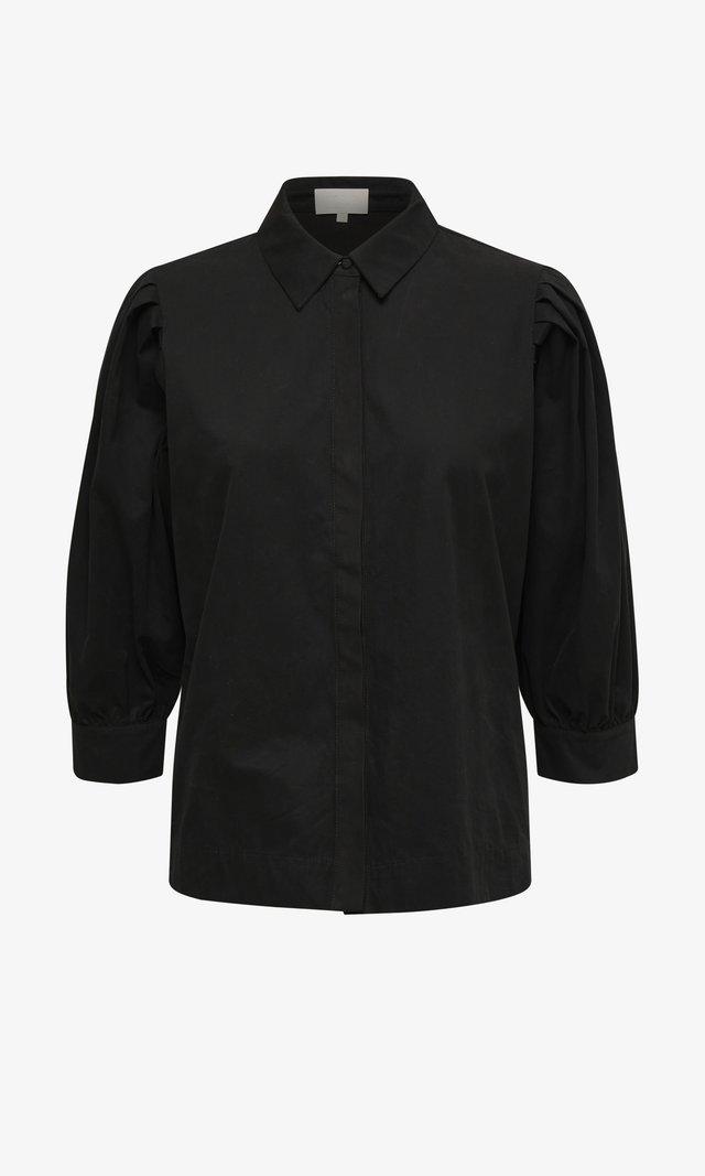 RINOA  - Camicia - black