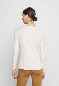 Anna Field MAMA - Long sleeved top - sand - 2