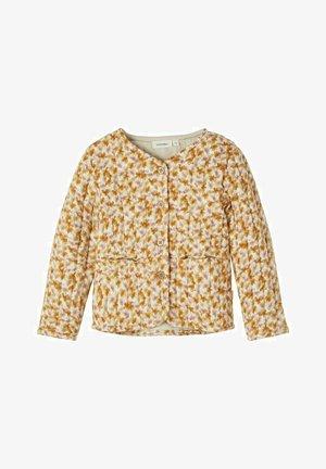Winter jacket - turtledove
