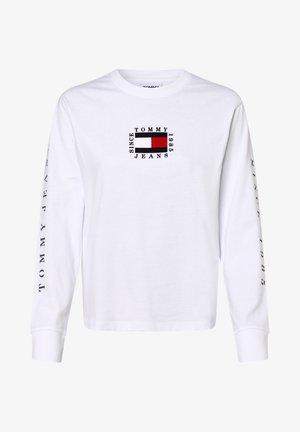 FLAG  - Long sleeved top - weiß