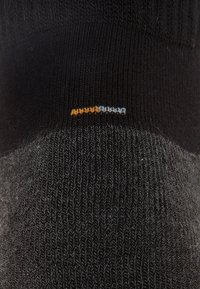 camano - SPORT QUARTER BOX 4 PACK - Sportovní ponožky - black - 1
