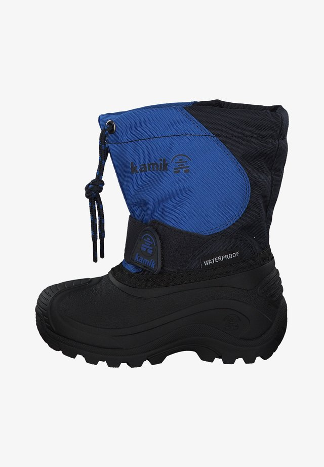 Winter boots - blue