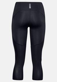 Under Armour - FLY FAST 2.0 HG CROP - Pantalon classique - black - 3