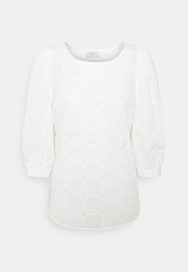 ZIGGI - Maglietta a manica lunga - brilliant white