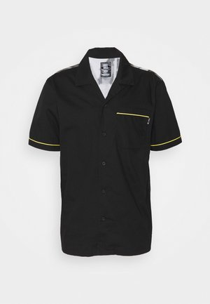 CRAZY WOVEN  - Camisa - black