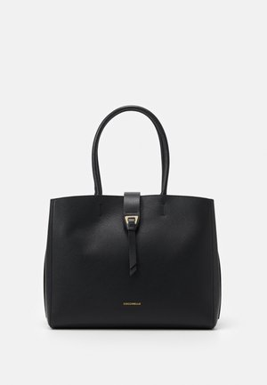 ALBA WORK SHOPPER - Bolso shopping - noir