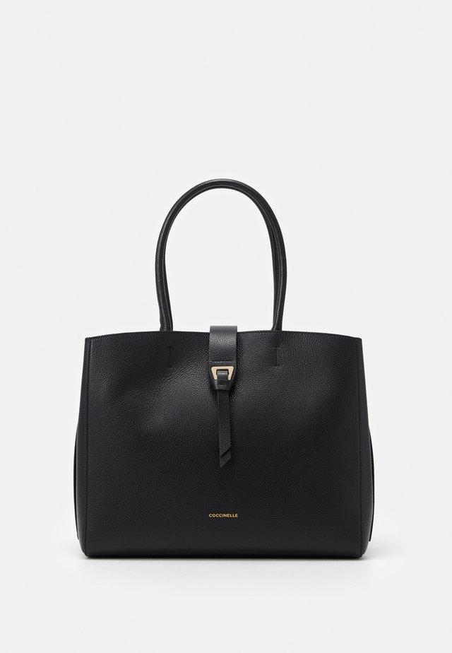 ALBA WORK SHOPPER - Shopping bag - noir