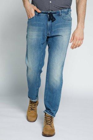 Straight leg jeans - bleu jean