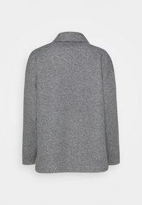 Vero Moda - VMVERODONAVITA JACKET - Summer jacket - light grey melange - 1