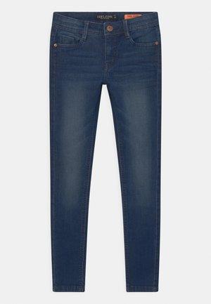 DAVIS - Skinny džíny - dark-blue denim