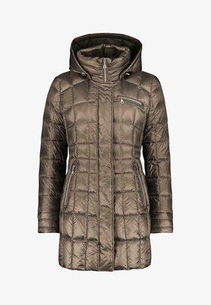 Winter jacket - bronze