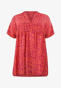 Live Unlimited London - Blouse - red - 1