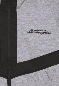 Automobili Lamborghini Kidswear - JACKET WITH CONTRAST INSERTS - Light jacket - grey antares - 2