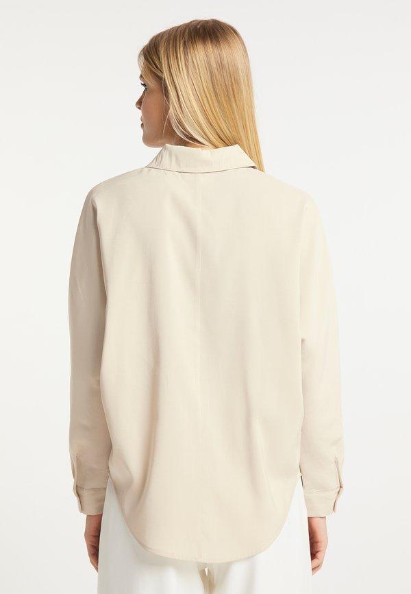 RISA Koszula - beige/beżowy UHDQ