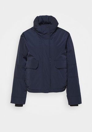 WOMENS INSULATED ANORAK - Zimní bunda - navy