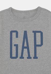 GAP - T-shirt imprimé - light heather grey - 2