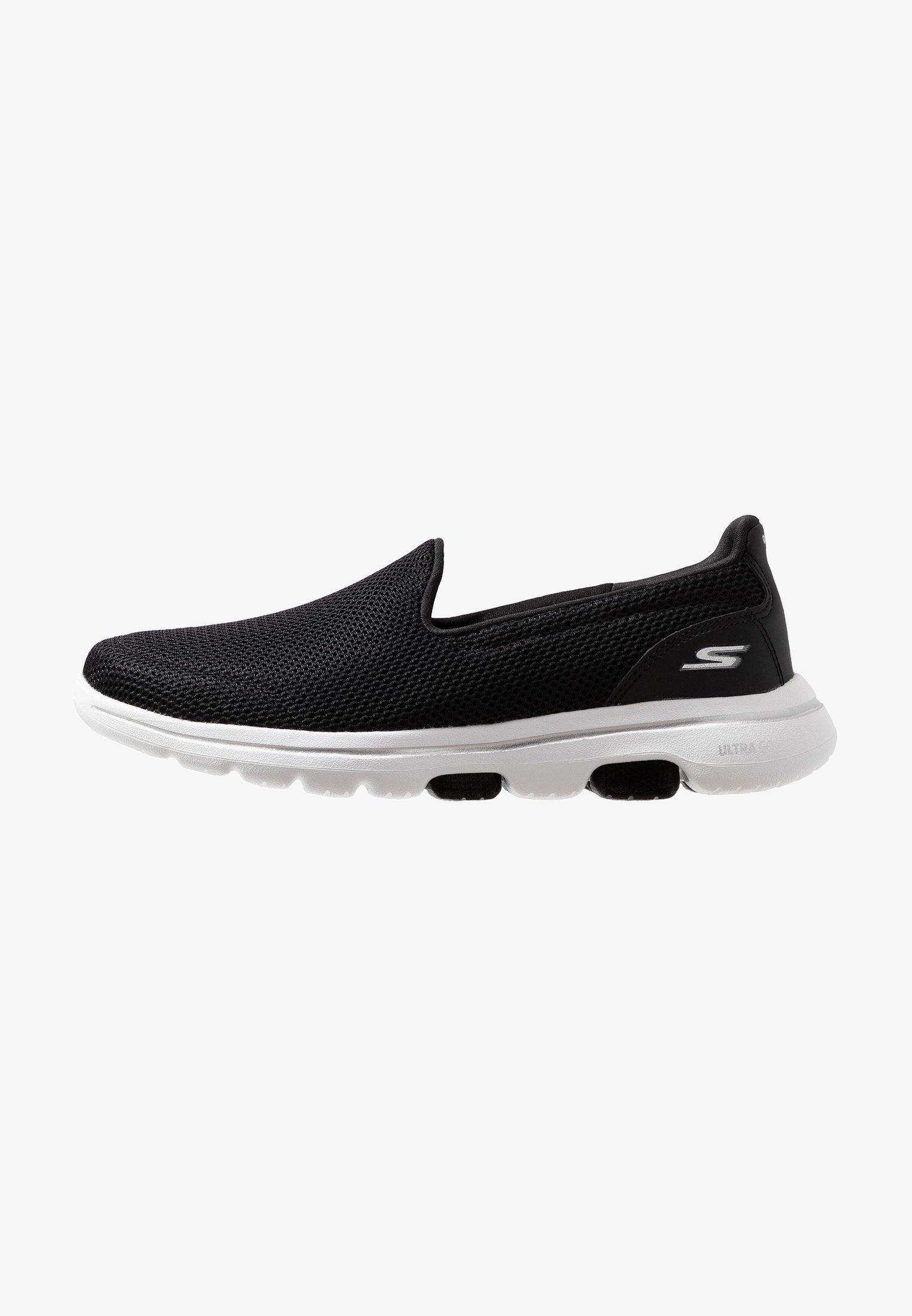 Alinear Actual Domar  Skechers Performance GO WALK 5 - Zapatillas para caminar -  black/white/negro - Zalando.es