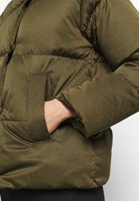 WEEKEND MaxMara - OFELIA - Down jacket - khaki - 5