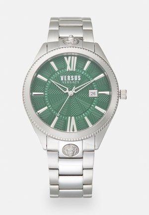 HIGHLAND PARK UNISEX - Reloj - silver-coloured/green