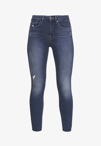 GOOD LEGS CROP - Jeans Skinny Fit - blue